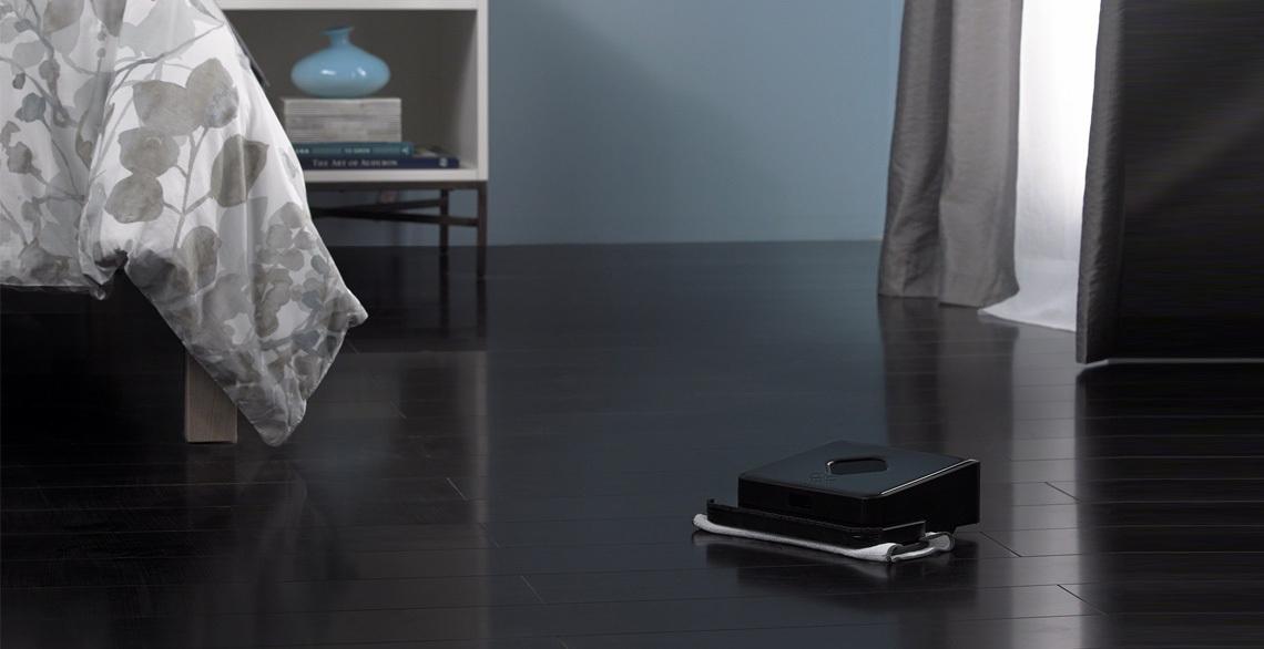 smarter staubwischroboter gegen staub und dreck e wie. Black Bedroom Furniture Sets. Home Design Ideas