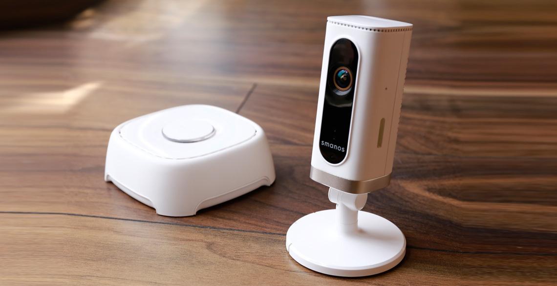 berwachungskameras mit alarmsystem e wie einfach. Black Bedroom Furniture Sets. Home Design Ideas